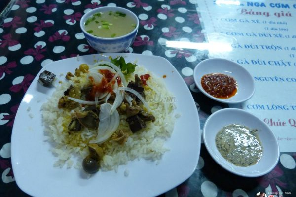 Món ăn Hội An