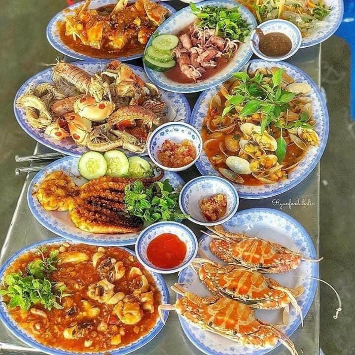 đặc sản đường phố đà nẵng